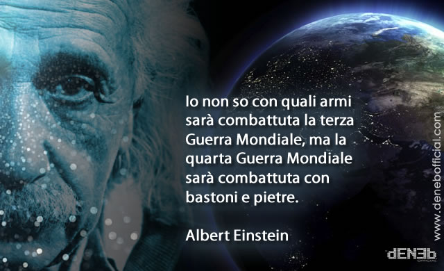 Albert Einstein Sulla Guerra... On War