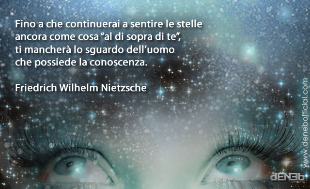 Stelle e Conoscenza - Stars and Knowledge