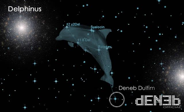 Constellation Delphinus - Un'altra Deneb: Epsilon Delphini - Another Deneb: Epsilon Delphini