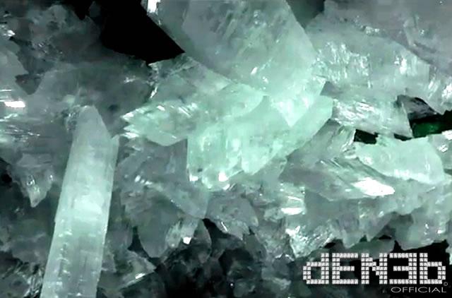 Naica Crystal Cave - Mexico