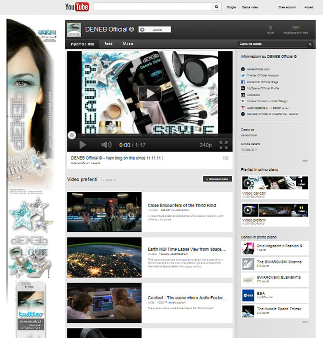 Deneb Official YouTube Channel