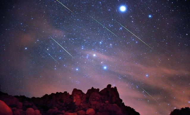 Geminidi 2011: stelle cadenti invernali 13, 14 Dicembre