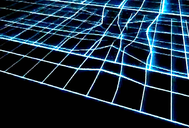 VIRGO rivelatore di onde gravitazionali