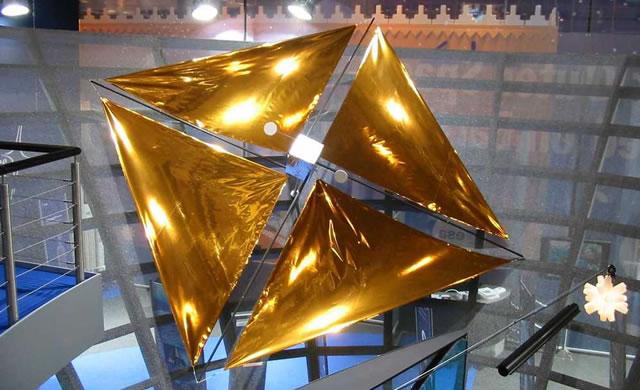 La vela solare, un nuovo sistema di propulsione spaziale ispirato all'antichità - Solar sails   or The light fantastic