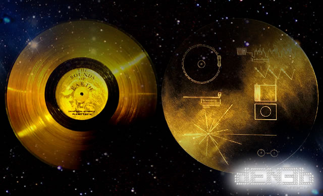 Voyager Golden Record: Concepito per qualunque forma di vita extraterrestre - Intended for any intelligent extraterrestrial life form