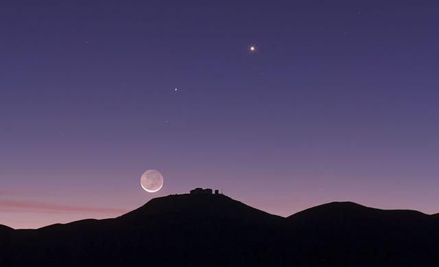 VLT: Riscopre la vita sulla Terra e cerca extraterrestri nell'Universo - VLT: Rediscovers Life on Earth...discoveries of life elsewhere in the Universe