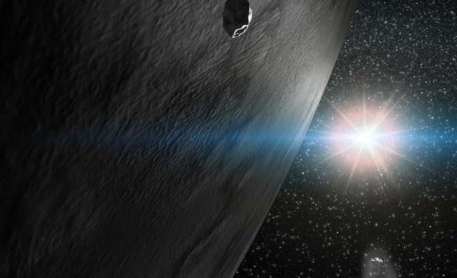 NEOShield: Protecting Earth from impact threats - Progetto protezione Terra dagli asteroidi
