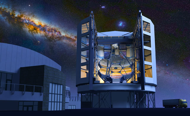 GMT - Giant Magellan Telescope