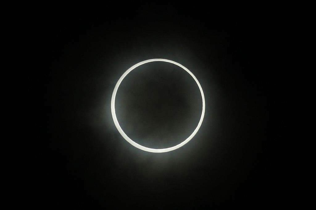 Solar eclipse at Tokyo