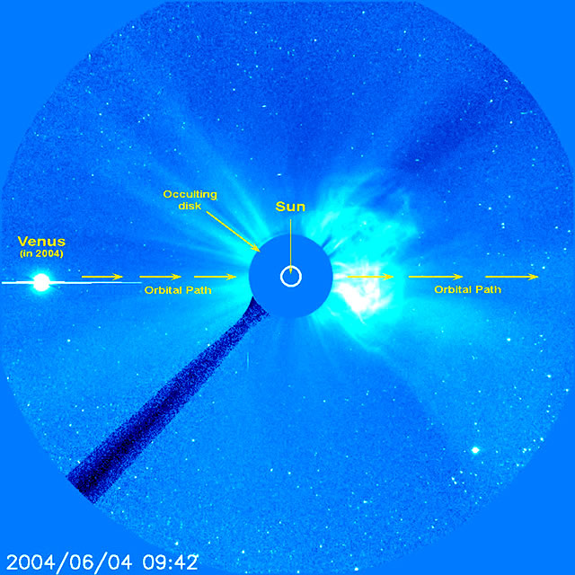 June 5, 2012: Transit of Venus - 5 Giugno 2012: il transito di Venere