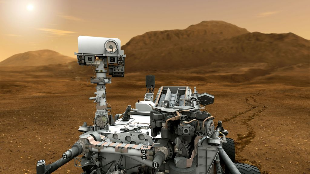 Curosity: why Do We Keep Going Back to Mars? Perchè ci accingiamo a tornare su Marte?