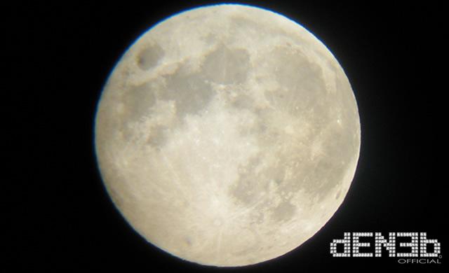 Tonight on the eve of July 4th, we'll have a Full Moon! E' l'ora della Luna piena!