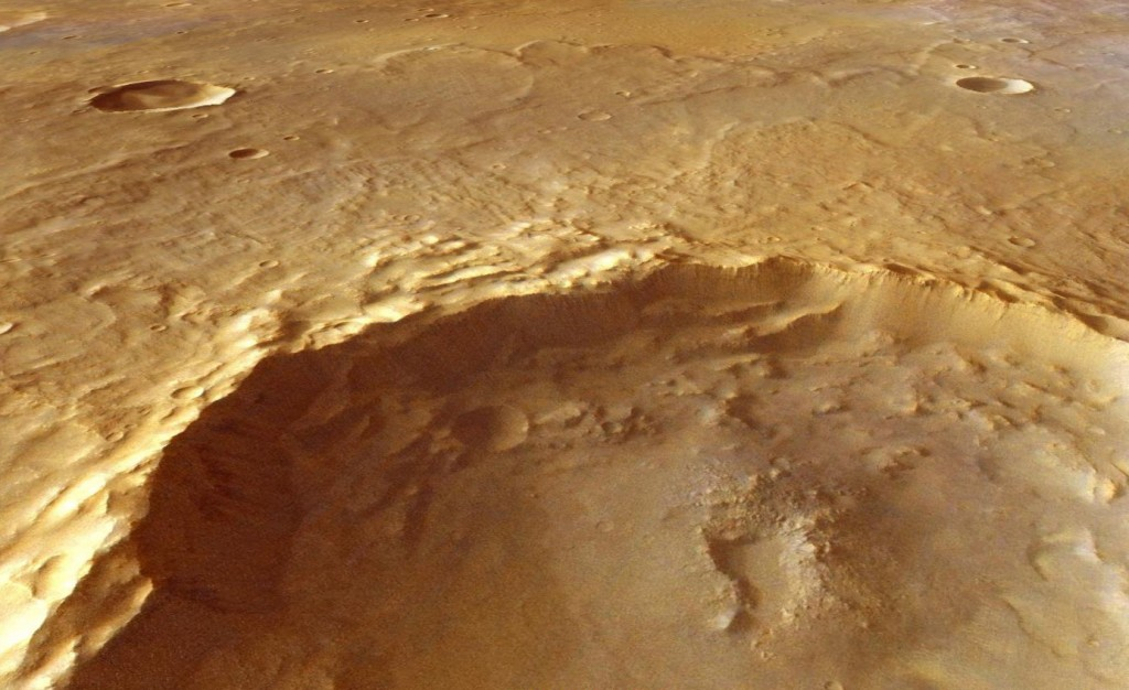 Ancient Mars Water Existed Deep Underground - L'acqua nell'antico passato di Marte