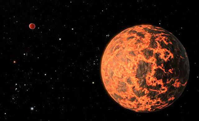 Astronomers using a NASA space telescope have discovered an alien planet smaller than Earth - Individuato forse il più vicino esopianeta più piccolo della Terra, by Spitzer!