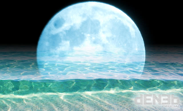 "Friday, August 31: Blue Moon to Light Up Night Sky - La seconda Luna piena di agosto 2012 è ""Blue Moon"""
