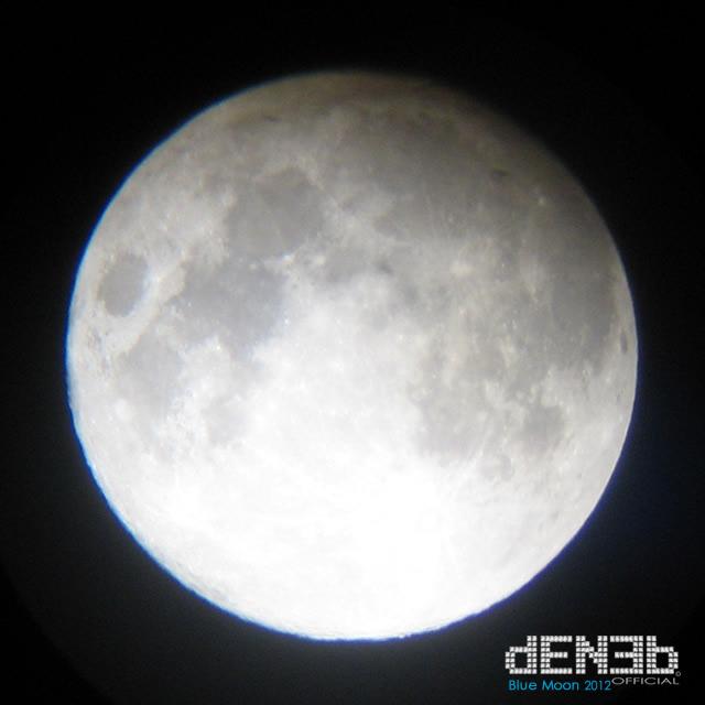 Blue Moon - 2012