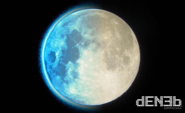 The Blue Moon arrives on August 31 2012 - La Luna Blu arriverà il 31 agosto 2012