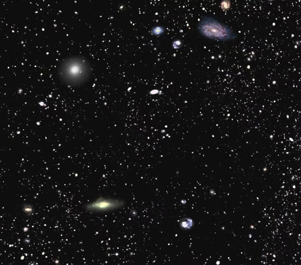 Astronomers Release the Largest Ever Three-Dimensional Map of the Sky - L'Universo in 3D come non lo avete mai visto: spettacolare nuova mappa SDSS-III