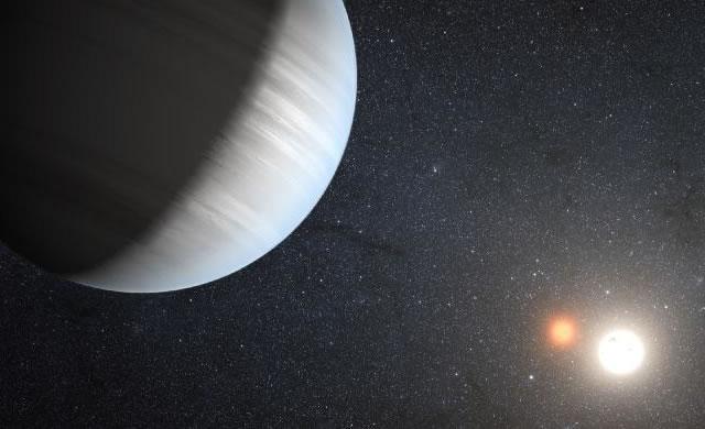Cygnus Constellation: NASA's Kepler Discovers Multiple Planets Orbiting a Pair of Stars - Kepler scopre sistema planetario orbitante una stella binaria nella Costellazione del Cigno