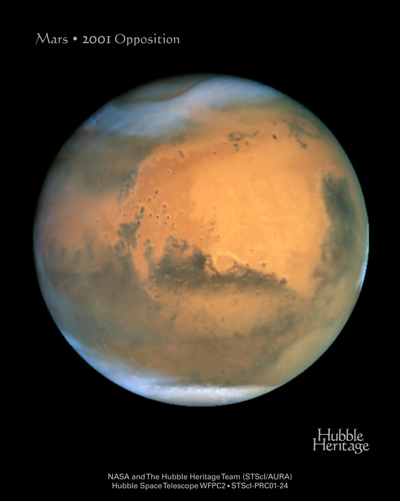 Scienziati: Marte potrebbe essere abitabile già da oggi - Mars May Be Habitable Today, Scientists Say