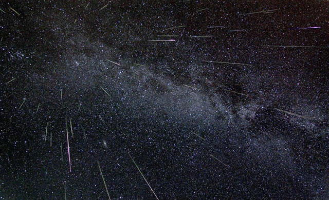 The Perseid Meteor Shower 2012 - Stelle cadenti d'agosto: arrivano le Perseidi