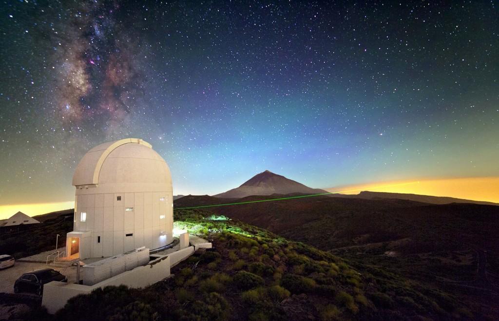 #ESA observatory breaks world quantum teleportation record - ESA: Nuovo record per il teletrasporto quantistico
