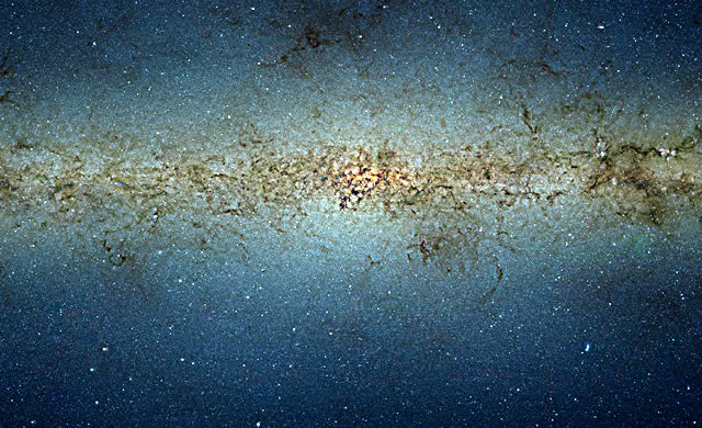 ESO: 84 milioni di stelle.. e non è ancora finita! - ESO: 84 Million Stars and Counting