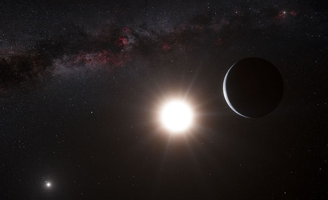 Alpha Centauri B: Trovato un pianeta nel sistema stellare più vicino alla Terra - Planet Found in Nearest Star System to Earth