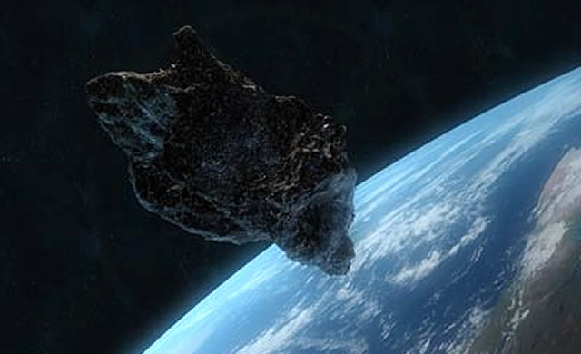 NASA: Segui in diretta le fasi di avvicinamento dell'asteroide 2012 DA14 - NASA: watch live streaming asteroid 2012 DA14
