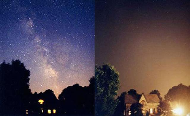 Ormai le stelle visibili dalle città si possono contare sulle dita di una mano…