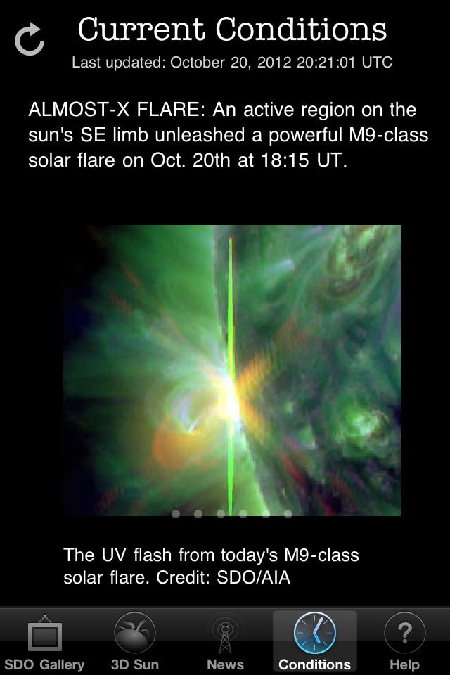 Quasi un X-Flare: i satelliti in orbita hanno rilevato un brillamento solare di classe M9 - Almost-X Flare: Earth-orbiting satellites detected an impulsive M9-class solar flare