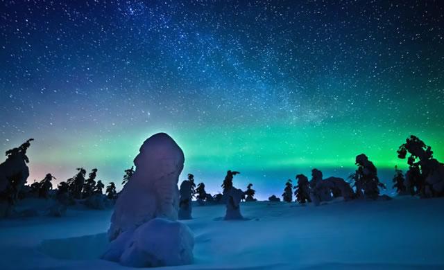 Tempesta Solare: Luci Celestiali - Solar Storm: Celestial Lights