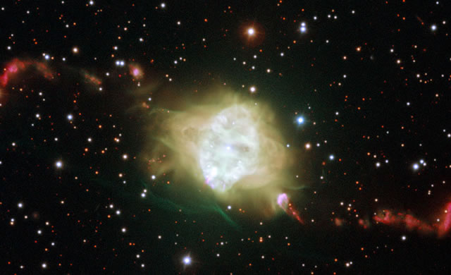 ESO: Spiegate le fontane cosmiche - Cosmic Sprinklers Explained