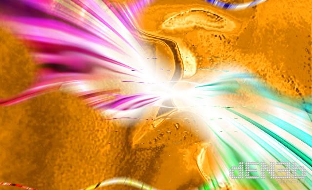 I baci quantistici cambiano il colore del nulla - Quantum kisses change the color of nothing