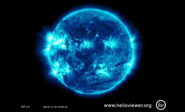 Tempesta solare in corso G2/R1 - Solar Storm in progress G2/R1