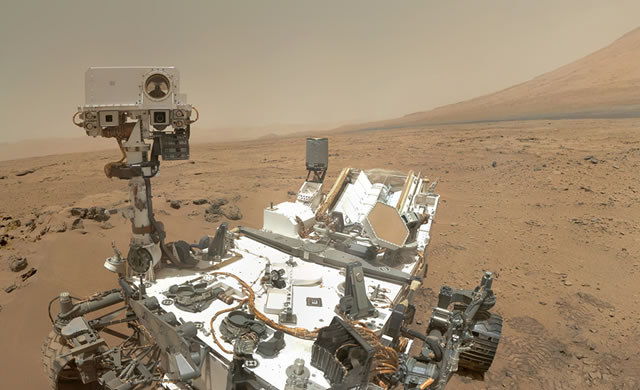 Oggi le rivelazioni su cosa ha scoperto Curiosity su Marte - NASA scientists to reveal what #Curiosity has found