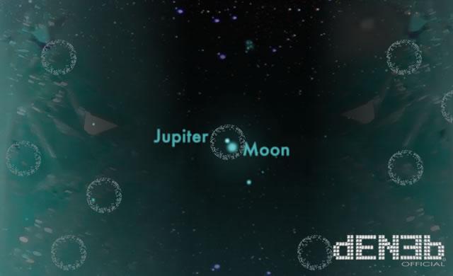 Luna e Giove: Spettacolo di Natale - Moon and Jupiter: Christmas Sky Show