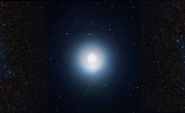 La stella Vega: abbastanza matura per ospitare la vita - Older Vega Mature Enough to Nurture Life