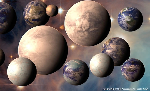 Scienziati: Il primo pianeta alieno, gemello della Terra, sarà scoperto nel 2013 - First 'Alien Earth' Will Be Found in 2013, Experts Say