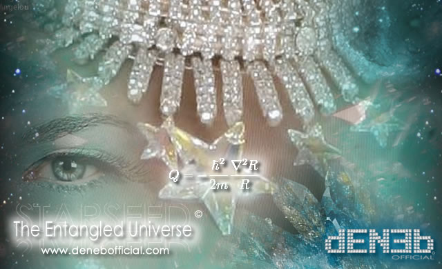 DENEB Official © - The Entangled Universe - Quotes and Images