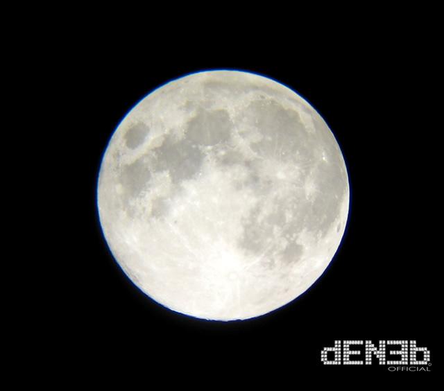 La mia Luna Piena - My Full Moon