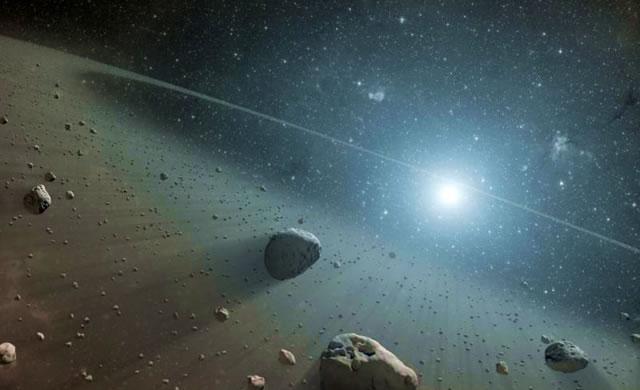 Il Sistema stellare di Vega e Fomalhaut sembra ospitare diversi pianeti - Star Systems Vega and Formalhaut Appear to Host Multiple Planets