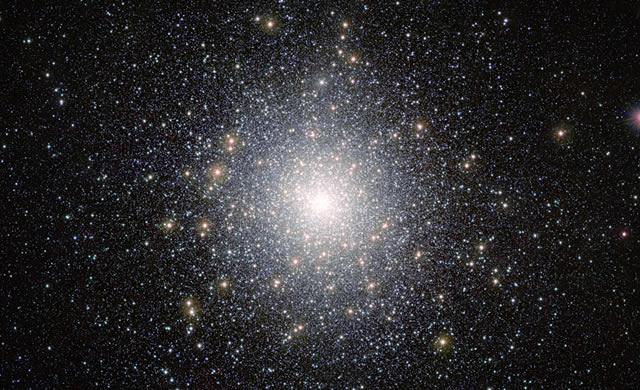 Un miscuglio di stelle esotiche - A Jumble of Exotic Stars