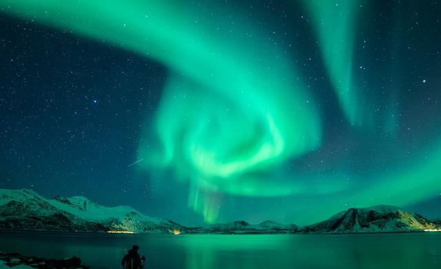 Aurora by  Anne Birgitte Fyhn