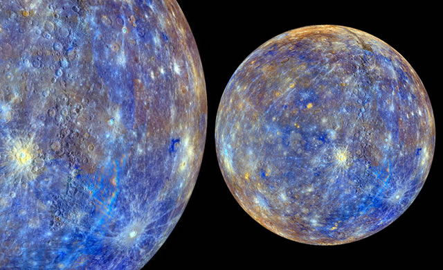 I Colori di Mercurio - Colors of Mercury