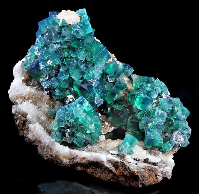La bellezza del Pianeta Terra: Fluorite - The beauty of Planet Earth: Fluorite