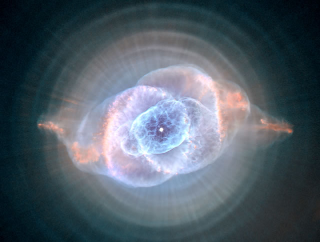 La Nebulosa Occhio di Gatto - The Cat's Eye Nebula