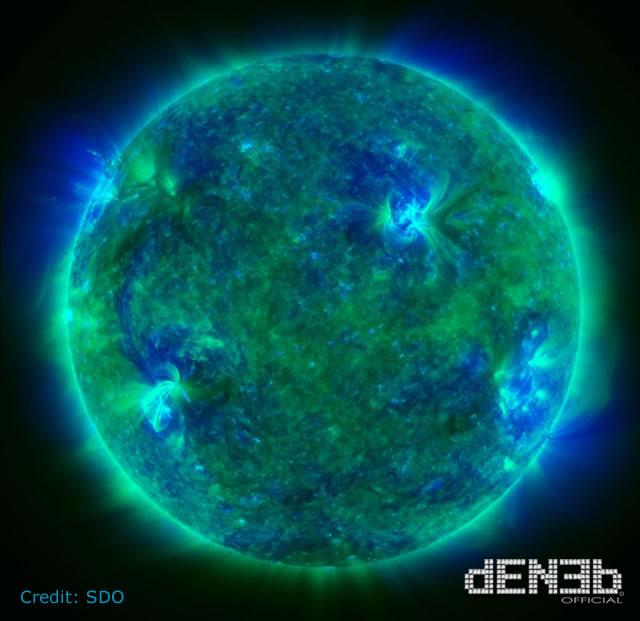 Attività Solare, Sole nuovamente attivo: emissioni Radio di tipo IV - Space Weather - NOAA ALERT: Type IV Radio Emission