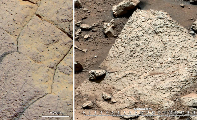 Curiosity ha trovato le prove di condizioni di Antica Vita su Marte - NASA Rover Finds Conditions Once Suited for Ancient Life on Mars