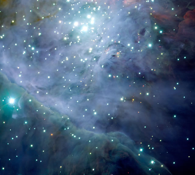 La Nebulosa di Orione: il gioiello della Spada - The Orion Nebula: The Jewel in the Sword